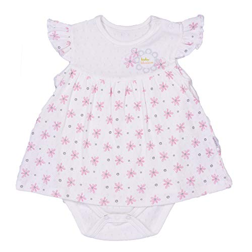 Sevira Kids - Robe bébé en coton biologique, Blossom