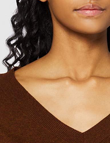Marca Amazon - find. Falda Mini con Cremalleras Mujer, Negro (Black Black), 36, Label: XS