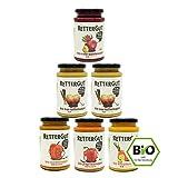 RETTERGUT 6-er Set Retterbox bio suppen (6x375ml)...