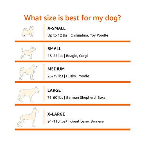 AmazonBasics – Hundekäfig, weich, faltbar, 66 cm - 6