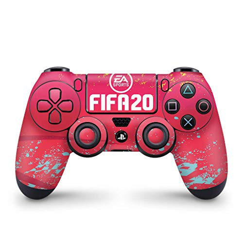 Skin Adesivo para PS4 Controle - Fifa 20