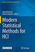 Modern Statistical Methods for HCI (Human–Computer Interaction Series)