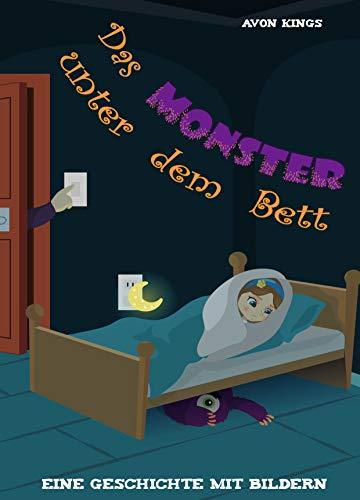 Couverture du livre Das Monster unter dem Bett (German Edition)