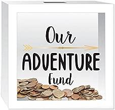 Foreside Home & Garden FDAD06116 Adventure Wooden Bank