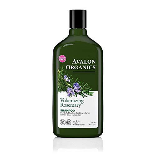 Avalon Organics Volumizing Rosemary Shampoo, 11 oz.