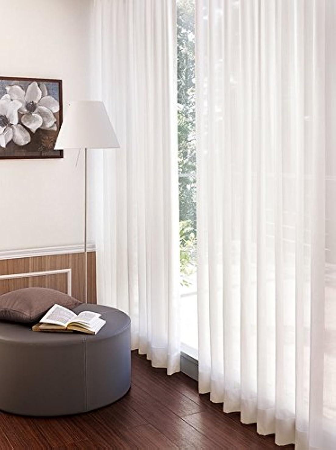 対話起点会議東リ 織りの変化で表現された均等なストライプ カーテン2倍ヒダ KSA60461 幅:100cm ×丈:260cm (2枚組)オーダーカーテン