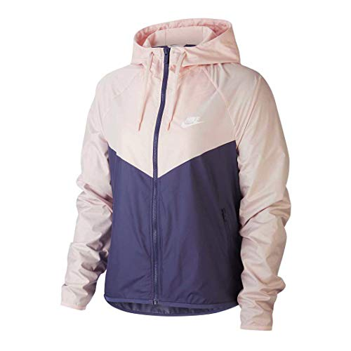Nike Women's Sportswear Windrunner Jacket (XL, Echo Pink)