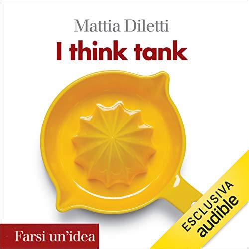 I think tank copertina