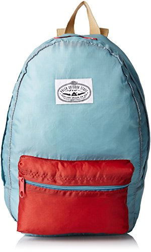 Poler Stuff Bagpack Stuffable, Newport/Red, 20 x 15 x 6 cm, 15 Liter, POLBAGSTU