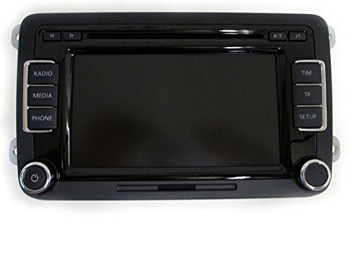 Original Skoda Radio Bolero MP3, Skoda 3T0 057 156 B