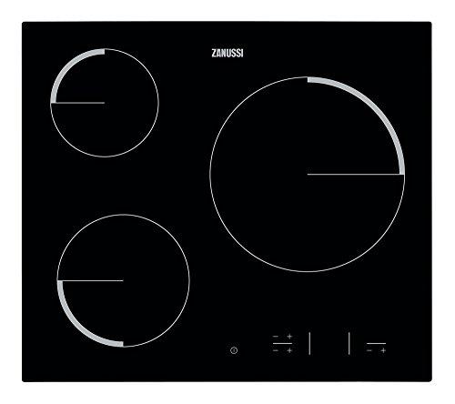 Zanussi ZEV6330FBA hobs - Placa vitrocerámica con control t