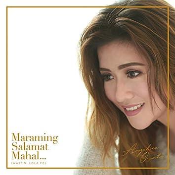 Maraming Salamat Mahal (Awit Ni Lola Fe)