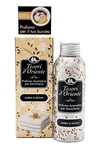 TESORI D'ORIENTE Profumo per Biancheria Ambra&ARGAN 100 ML