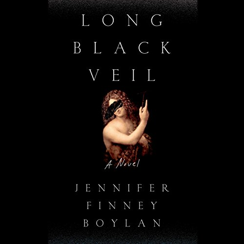Long Black Veil audiobook cover art