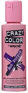 Crazy Color, Coloración semipermanente (color Hot Purple, n