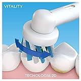 Zoom IMG-1 oral b vitality crossaction spazzolino