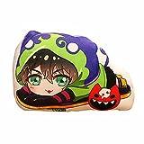SK8 The Infinity Plush Pillow Toy Reki Kyan Langa Hasegawa Miya Chinen Cosplay Plush Doll Soft Stuffed Anime Figure Toys Muñeca Cojín Animal de Peluche Plushie Cosplay Doll Stuffed Throw Plushie Doll