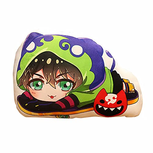 SK8 The Infinity Plush Pillow Toy Reki Kyan Langa...