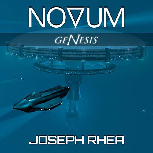 Novum: Genesis audiobook cover art