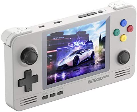 Retroid Pocket 2 Android Handheld Game Console Dual Boot for Android and retro game console product image