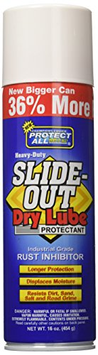 Protect All 40003 Slide-Out Dry Lube Protectant