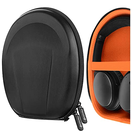 Geekria Funda para Auriculares Bose QuietComfort QC35 II, QC25, QC15, AE2W, SoundTrue II, SoundLink II, Sony MDR XB950n1, 950N1 Headphones, Viaje Bolsa