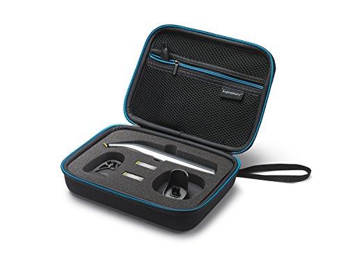 Supremery Tasche Kompatibel mit Philips OneBlade Pro QP6520-QP6510-QP6620/30 Case Schutz-Hülle Etui Tragetasche