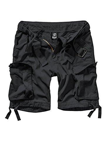 Brandit Herren Indian Summer Short, Größe:7XL;Farbe:Black (2)