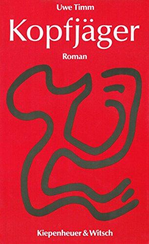 Kopfjäger: Roman