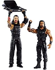 WWE Undertaker vs Roman Reigns Battle Pack Series 66 Figures