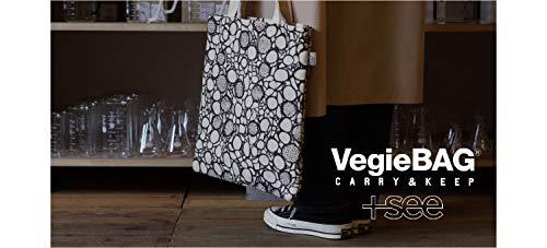 イデアポートVegieBAG(ベジバッグ)『VegieBAG+seemicroscopicVegieトートバッグ』