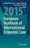 European Yearbook of International Economic Law 2015