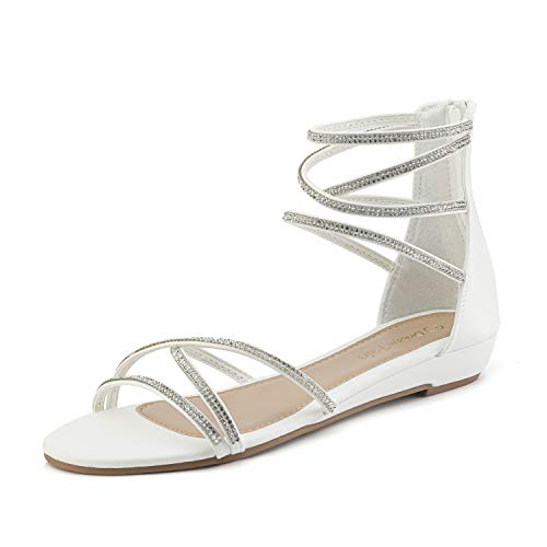 Top 10 best selling list for bridal shoes flat sandals