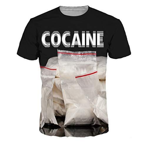 CZPF Mannen Compressie Shirt Digitale Printing T-Shirt Tide Merk Heren sneldrogende Short-Sleeved Shirt Bottoming Shirt