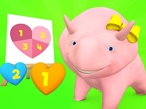 バレンタイン-キャンディーの数を数えよう/おもちゃの家を建てながら色を学ぼう/NBA/スーパーボウル