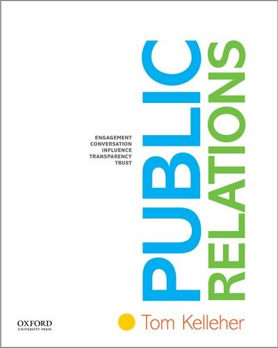 Compare Textbook Prices for Public Relations 1 Edition ISBN 9780190201470 by Kelleher, Tom