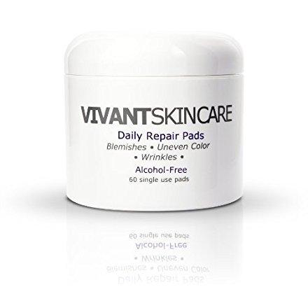Vivant Skin Care Daily Repair Pads