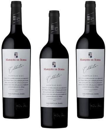Marques de Borba - Vino Tinto- 3 Botellas