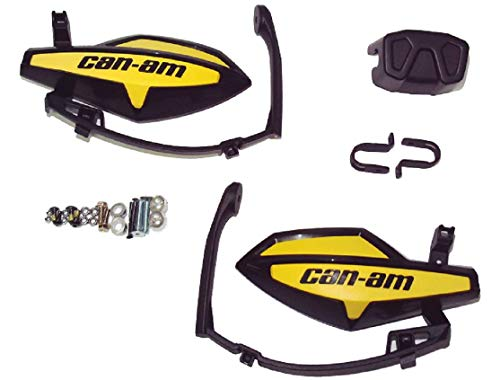 Can Am Renegade Outlander OEM Left/Right Hand Guard Wind Deflector C99