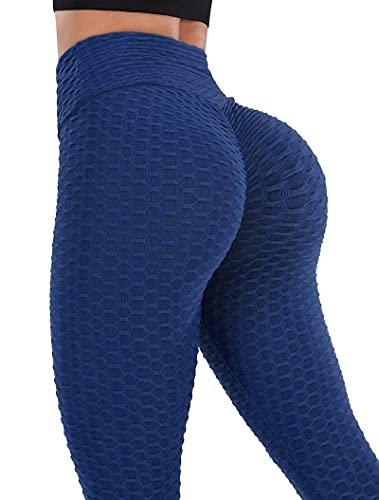 Workout-Leggings für Frauen in Blau