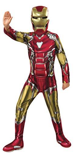 Rubie's Marvel Avengers: Endgame Child's Iron Man Costume & Mask, Small