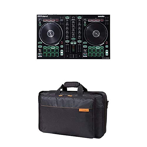 Roland DJ-202 DJ Controller with carry case