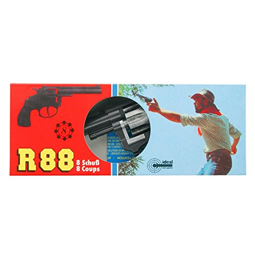 Schrödel - 2052534 - Pistolet - Colt 8 Coups - R88 - 18 Cm