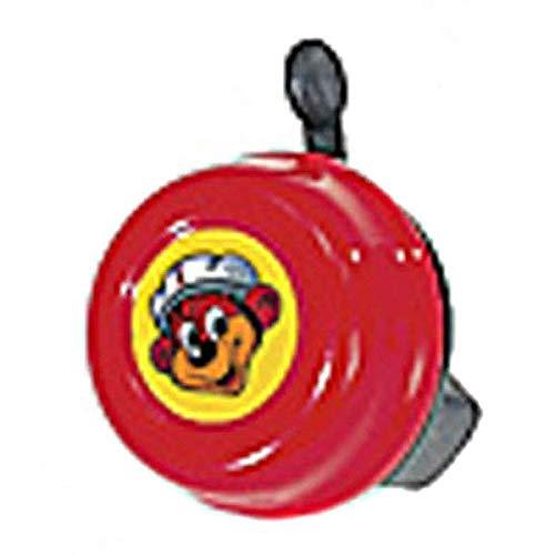 Puky G 22 Sicherheitsglocke/Klingel für Kinder Roller,Laufrad, Fahrrad rot
