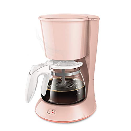 Koffiemachine Automatisch Afneembaar Filter - Anti-druppelontwerp - Roze Lostgaming
