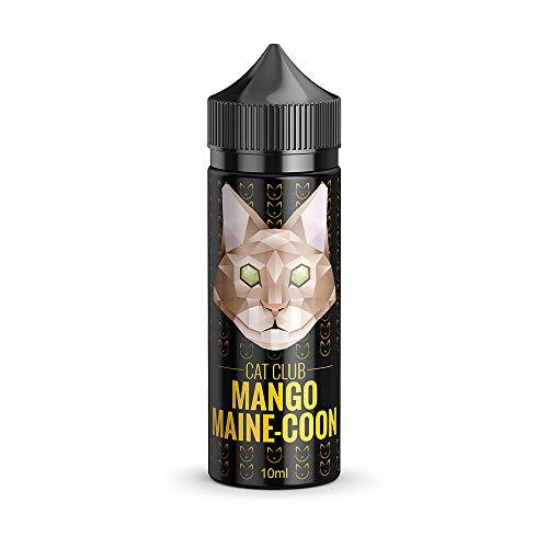 Mango Maine-Coon 10ml Aroma by Cat Club Nikotinfrei