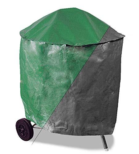 Bosmere P560 Grillabdeckung für den Außenbereich, grün/schwarz