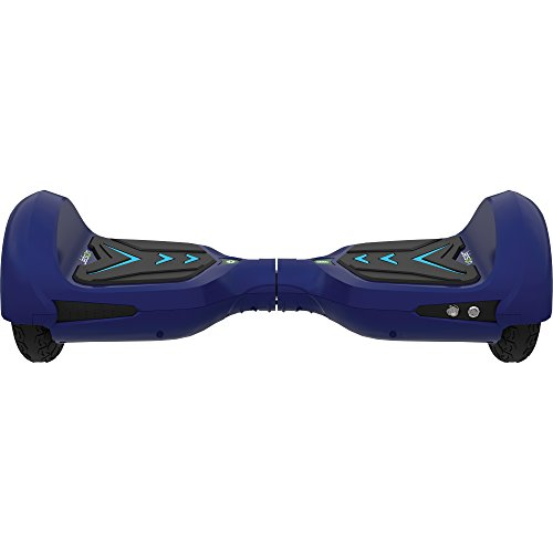 Jetson Electric Bikes V6 Hoverboard Self-Balancing Electric Scooter with Powerful 700W Motor, LED Lights, Bluetooth Speaker and UL Certified Safe Battery