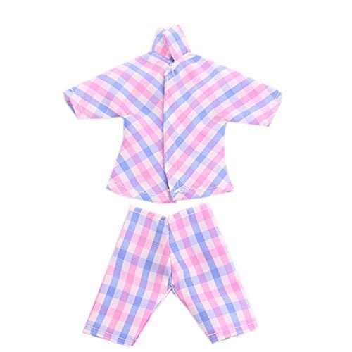 Uteruik Ken Ropa Pijamas Trajes para 12.5 pulgadas/32 cm Ken Doll Trajes de Disfraz Juguetes Accesorios