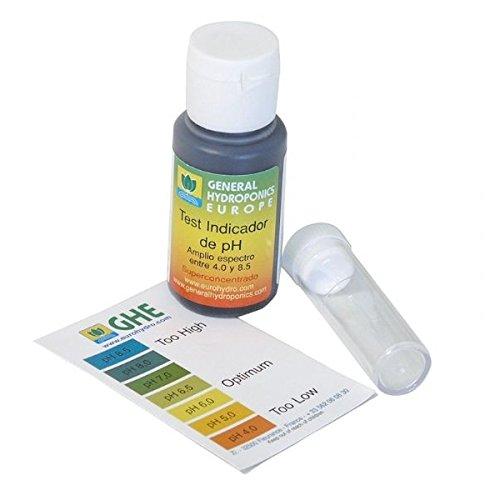 PH Test Kit Liquid 30ml - ECO
